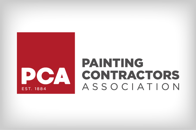 PCA logo on a white background
